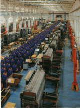 1988 - Maschinenfabrik in Shanghai