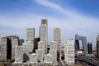 2015   Peking Skyline