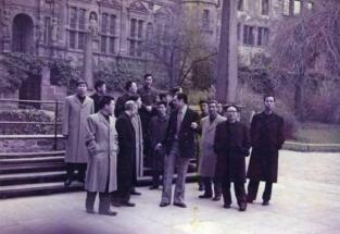 1972   mit chin. Delegation bei BASF