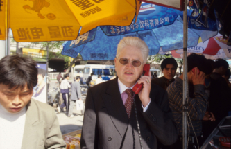 2000   Peking - ohne Mobiltelefon